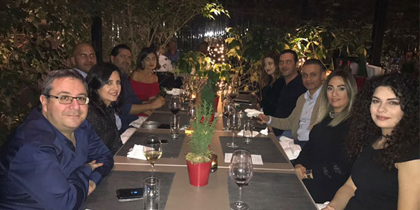 10 Years Celebration, Gala Dinner
